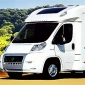 Hiring a campervan