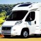 Hiring a campervan