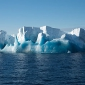 How big are icebergs?