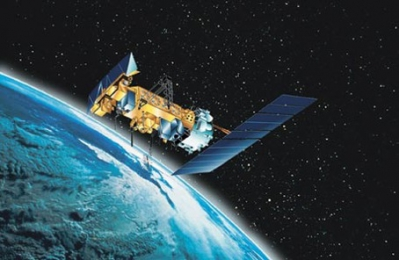 How do satellites stay up?