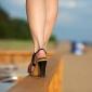How to Walk Wearing Heels