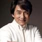 Jackie Chan in Hong Kong