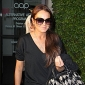 Lindsay Lohan fighting with Paris Hilton again