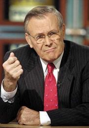 Mr. Rumsfeld sorry for jail abuse in Iraq