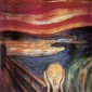 Munch Edvard's struggle in his Early Years