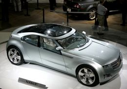 Past Of Hybrid Cars