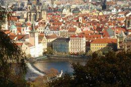 Prague, the golden city