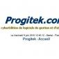 Progitek WebEMailsCapture