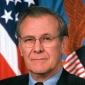 Rumsfeld says the American are ready for War