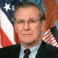 Rumsfeld to NATO that fight terror or perish away