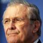 Rumsfeld warns North Korea