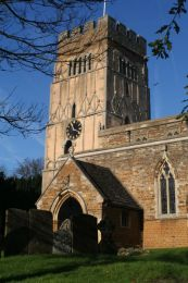 Saxon, Norman and Early English Churches from the Outside
