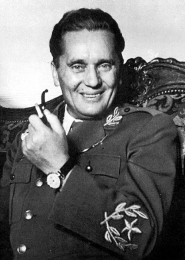Short Biography of Josip Broz Tito