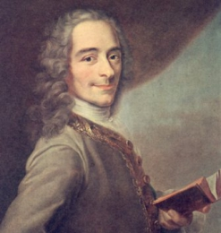 Short Biography of Voltaire