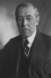 Short Biography of Woodrow Wilson