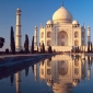 Taj Mahal-Honeymoon destination