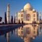 Taj Mahal-Honeymoon destination