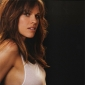 The actress: Hillary Swank
