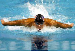 The Origin of Swimming Sport