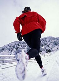 Tips for Comfortable Winter Running