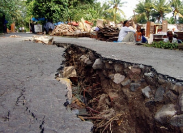What causes earthquakes?
