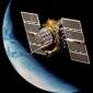 What do space satellites do?
