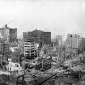 What happened in the great San Francisco earthquake?