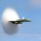 What is the sound barrier?