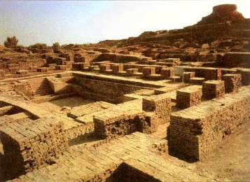 What were the Indus civilizations?