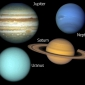 Which are the outer planets?