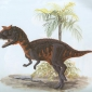 Which dinosaur had a head like a bull?