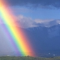 Why do rainbows form?