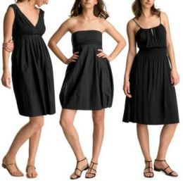 Women's Clothing - How to Look Slim without loosing Flab