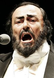Worsens in life of Pavarotti