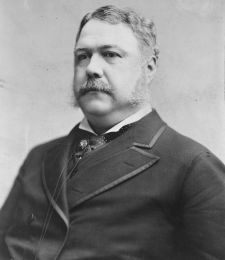 Chester A. Arthur