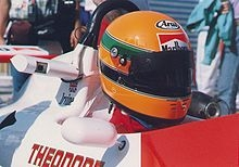 Eddie Irvine
