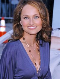 Giada De Laurentiis is tv