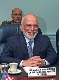 Hussein of Jordan