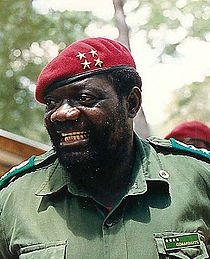 Jonas Savimbi