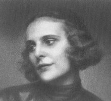 Leni Riefenstahl