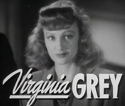 Virginia Grey