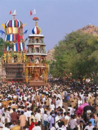 The Vijay Utsav, Hampi